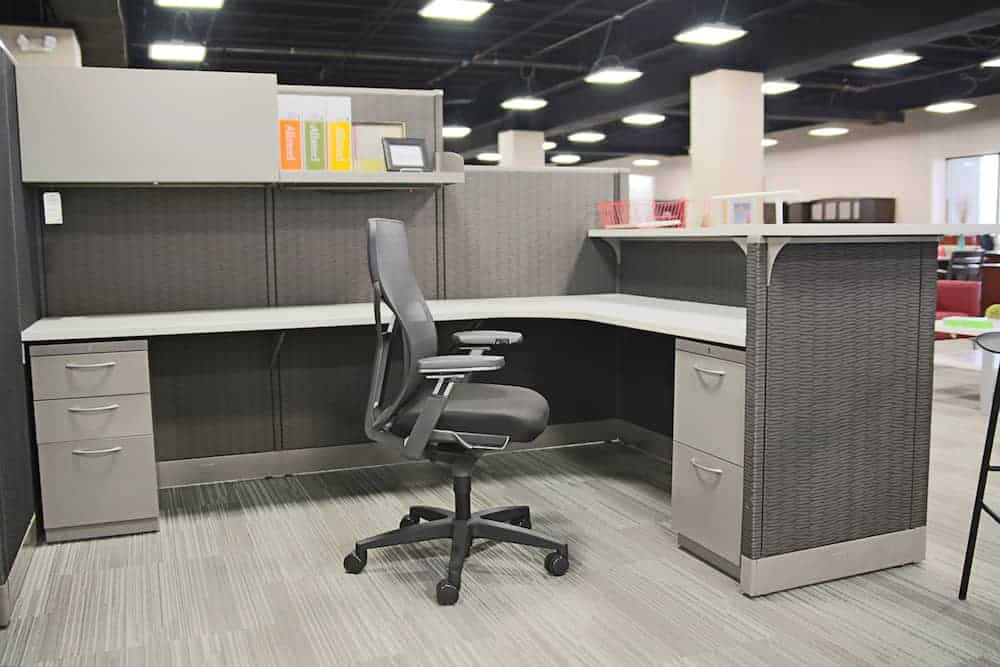 Visit The Largest Office Furniture Showroom In Oklahoma