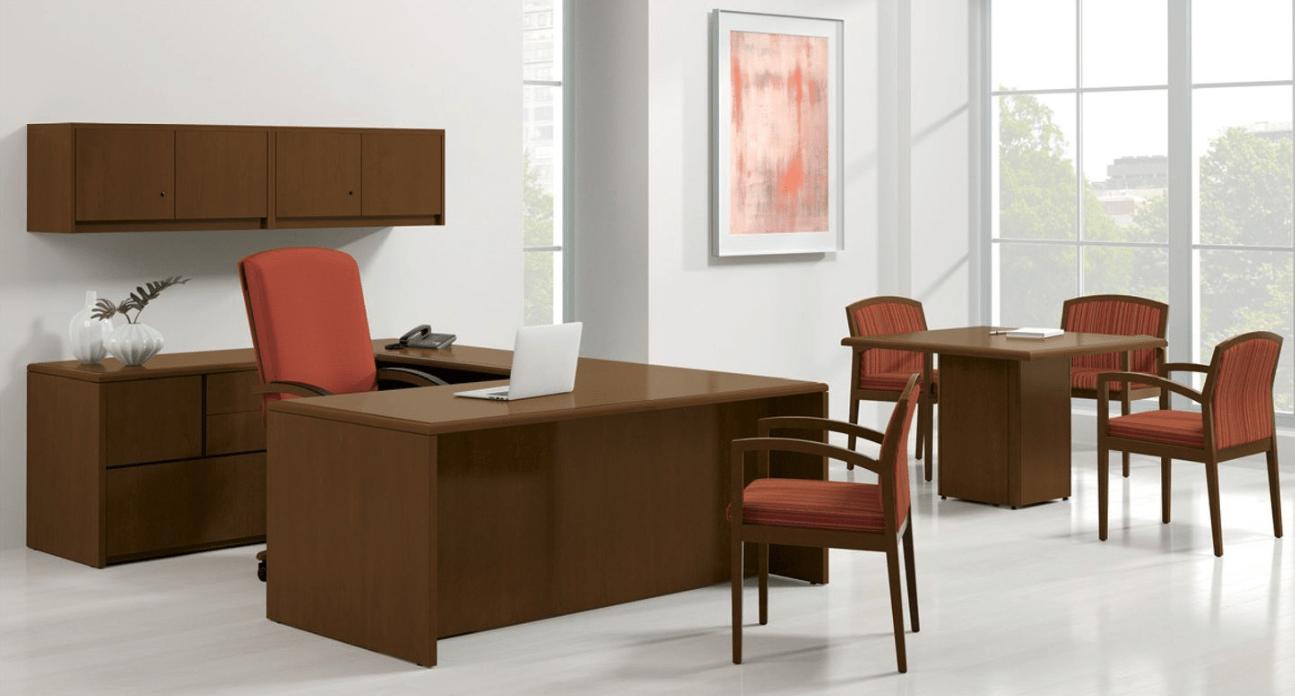 National L M Office Furniture